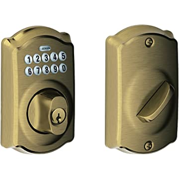 best Schlage BE365 reviews