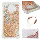 (US) NEXCURIO Samsung Galaxy J2 Pro 2018 / Grand Prime Pro / J2 2018 Case Soft Silicone Glitter Liquid Shockproof Scratch Resistant Antishock Protective Cover for Galaxy J2 Pro (2018) - NEYBO10726 #5