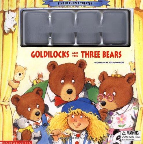 (Goldilocks and the Three Bears (Finger Puppet Theater))