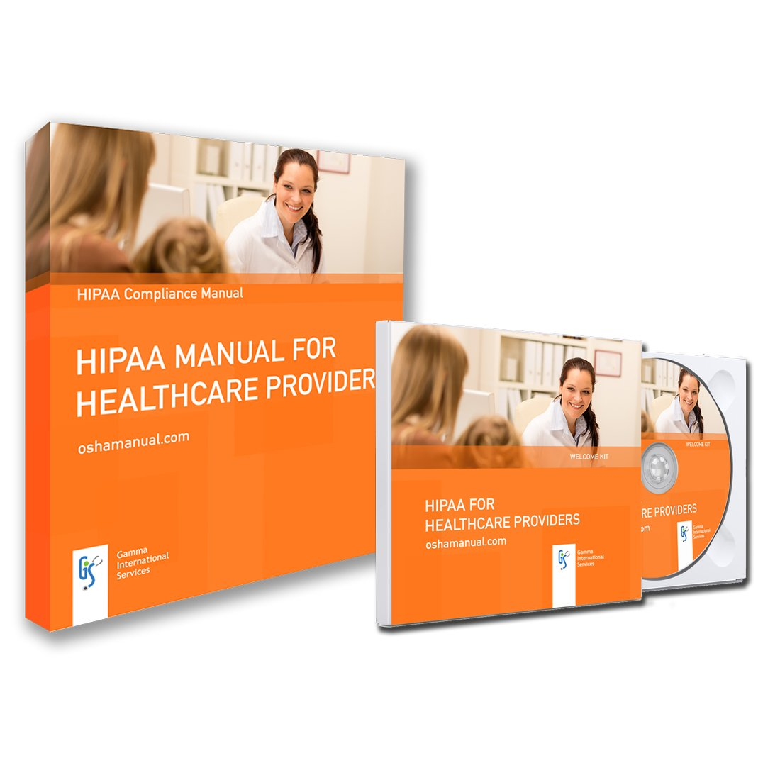 2018 HIPAA Manual for Healthcare Providers (Medical, Dental Offices, etc.):  Amazon.com: Industrial & Scientific