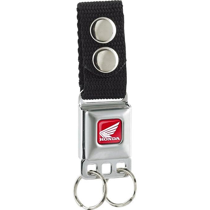 Buckle-Down Keychain - Honda Moto