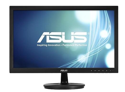"""240 opinioni per Asus VS228DE Monitor da 21.5""""/54.6 cm, Widescreen, 16:9, WLED/TN, 1920x1080, 200"""
