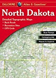 North Dakota Atlas & Gazetteer (Delorme Atlas & Gazetteer)