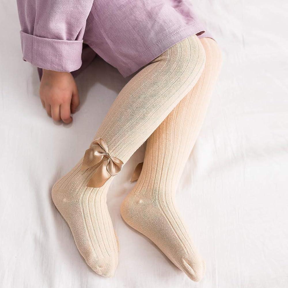 Niño Bebé Niña Pantalones Lindos Algodón Rayas Otoño Invierno ...