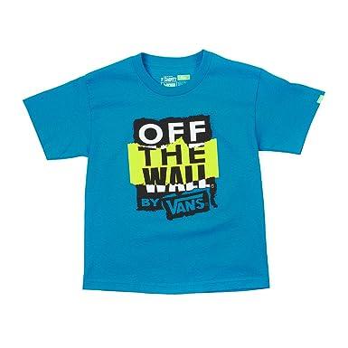 Vans Camisa de acampada y senderismo para niño: Amazon.es: Ropa y accesorios