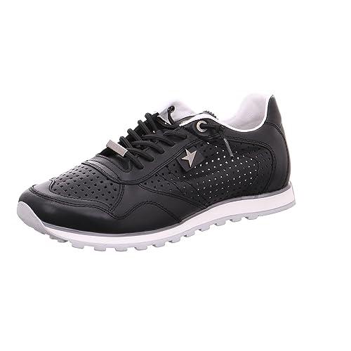 Cetti - Zapatillas de Piel Lisa para Hombre, Color Multicolor, Talla 41 EU: Amazon.es: Zapatos y complementos