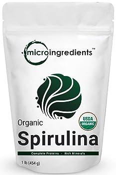 Micro Ingredients Spirulina Powder