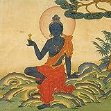 Blue Buddha by Blue Buddha