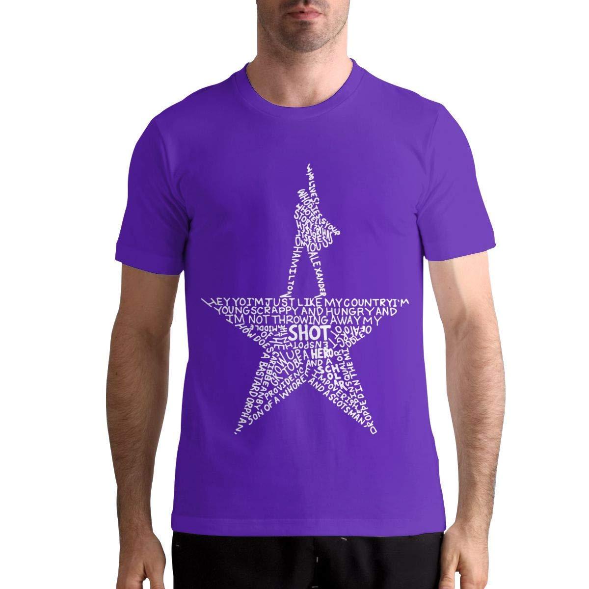 Hamilton Mens Motion Tshirts Athletic