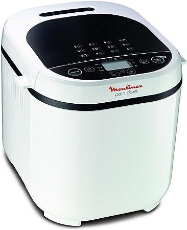 Moulinex Pain Doré ow2101 máquina para pan con 12 programas ...
