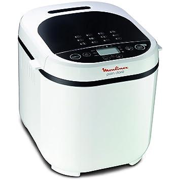 Moulinex Pain Doré ow2101 máquina para pan con 12 programas