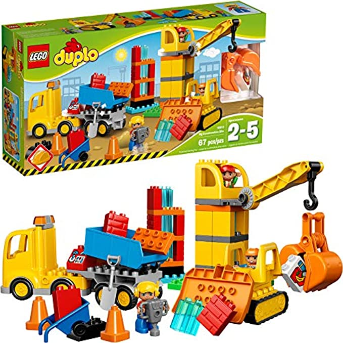 LEGO Duplo 10813 Town Big Construction Site