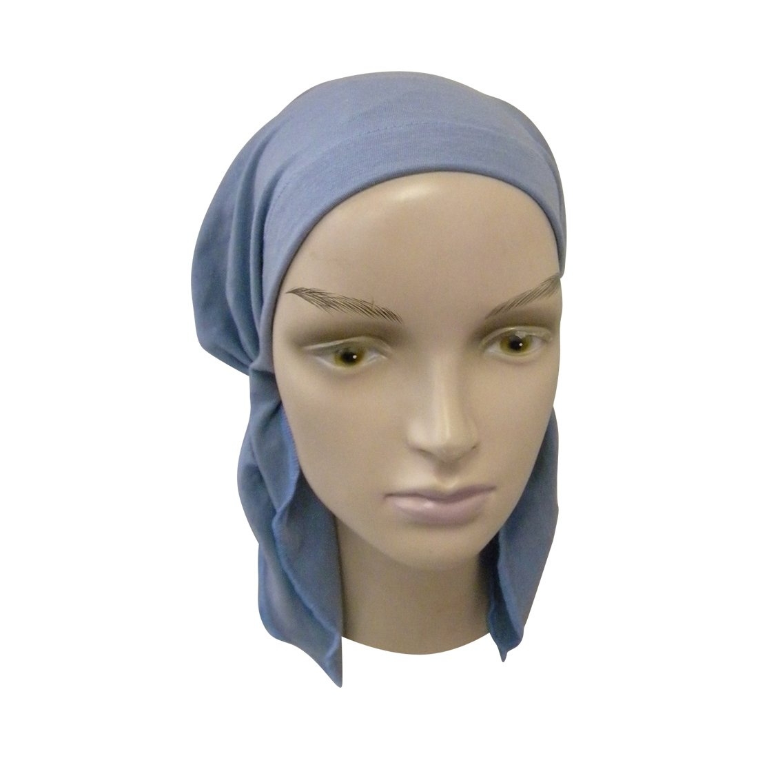 Cranberry Kids Chemo Cap Pretied for Girls Soft Cancer Scarf