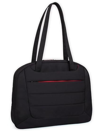 679b0a99d7d97f Veroli Women's Laptop Bag - Ladies messenger bag case for 15.6 inches  laptops: Amazon.co.uk: Luggage