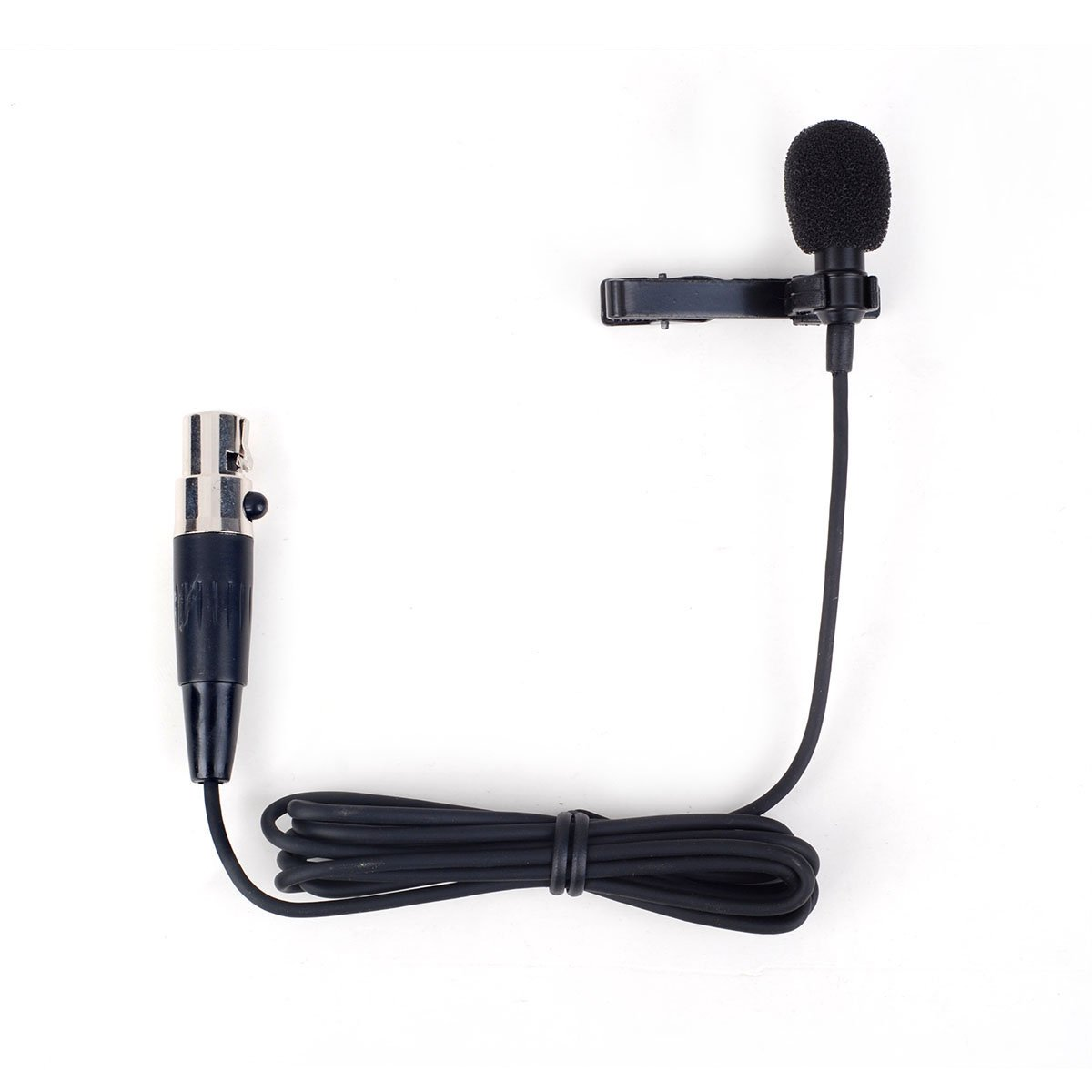Atny Sh 410 Lavalier Lapel Microphone Omnidirectional Electret Condenser Wiring Youtube Mic With Clip Perfect For Shure System Recording Interview Podcast Video