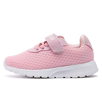 Baby Toddler Boys Girls Kids Tennis Shoes Sneaker 3-12 Years Old,Fashion Children Mesh Letter Sport Running Shoes