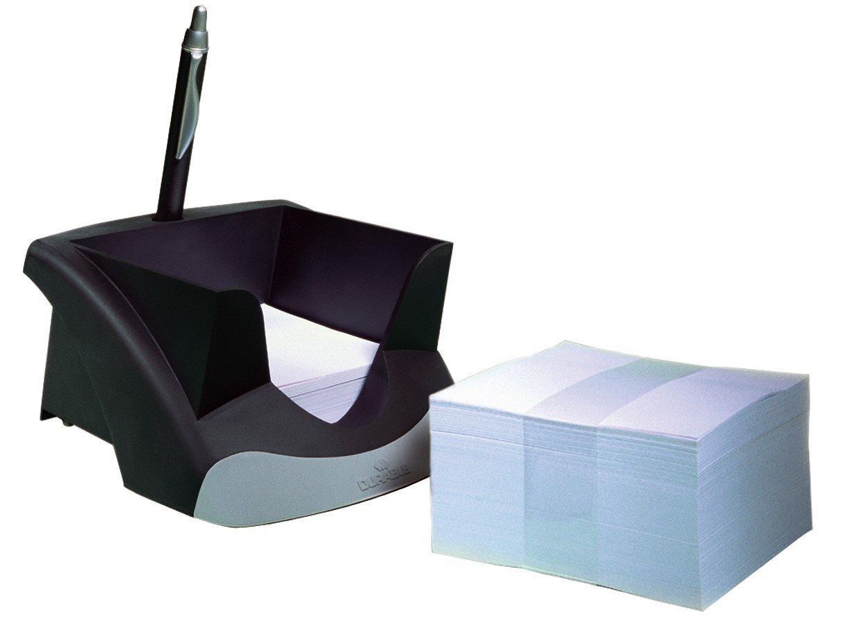 Durable 771401 Note Box Zettekasten 1 St/ück schwarz