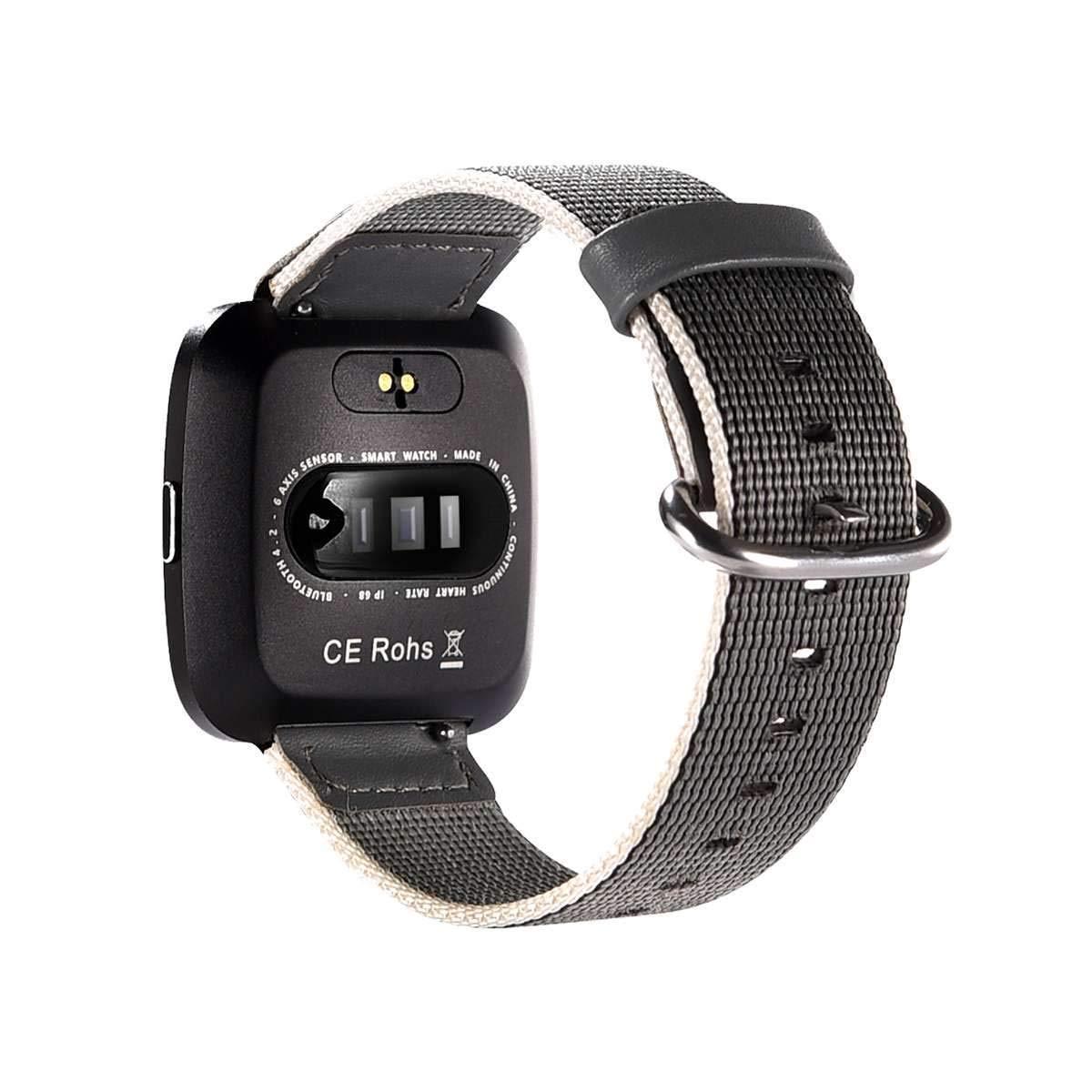 DT No. 1 G12 - Reloj Inteligente con Monitor de frecuencia ...