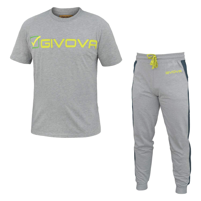 givova - Chándal - para Hombre Navy/Grigio L: Amazon.es: Ropa y ...