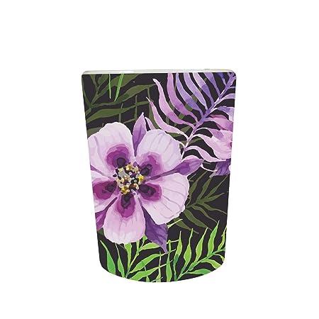 YaYa Cafe™ Floral Flower Resplendent Charming Decorative Pot Planter Indoor (Only Pot)