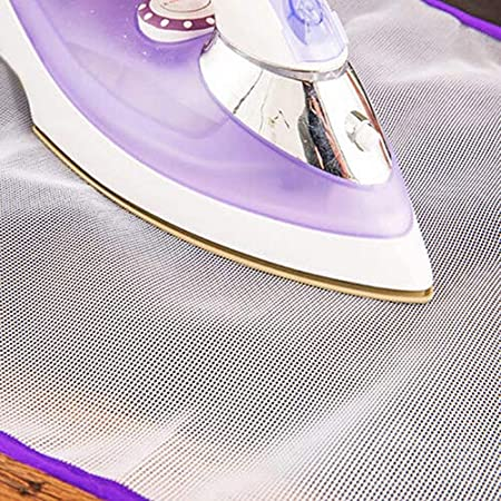 Details about  /2X Protect Press Mesh Ironing Cloth Guard Iron Delicate Garment Great HFUK