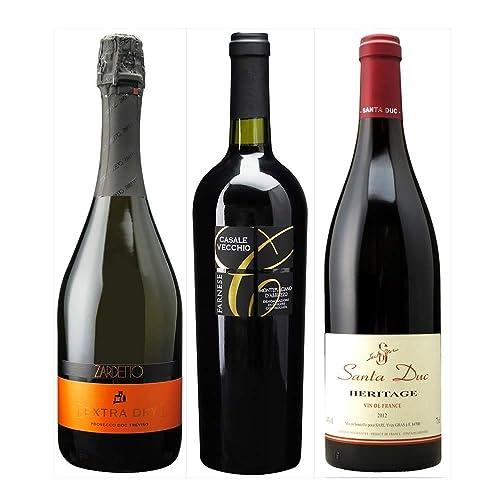 3STEP 神の雫に登場したワイン3本セット