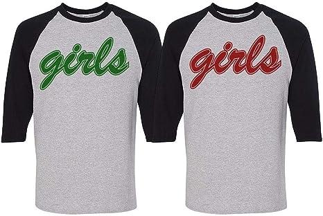 FerociTees Girls Shirt from Friends Green Unisex Adult Hoodie