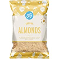 Marca Amazon - Happy Belly Almendras molidas 200gr