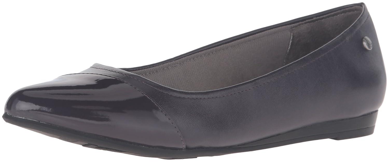 LifeStride Women's Quilma 8 Pointed Toe Flat B01C8IW2Y8 8 Quilma B(M) US|Plum 5211da