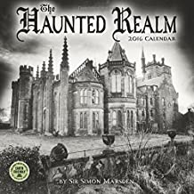 The Haunted Realm 2016 Wall Calendar