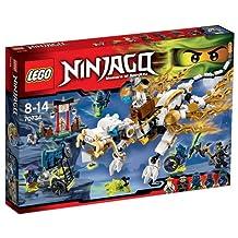LEGO Ninjago 70734 Master Wu Dragon - Masters of Spinjitzu 2015