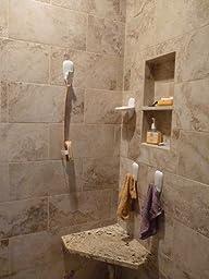 Command Bathroom Hook With Water Resistant Strips 1 Hook