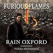 Furious Flames: Elemental, Book 3 | Rain Oxford