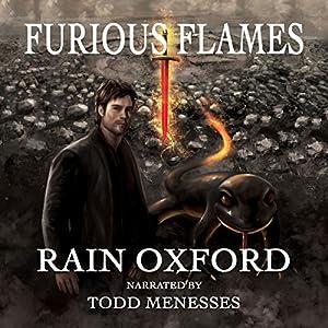 Furious Flames Hörbuch