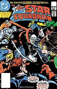 All-Star Squadron (1981-) #3