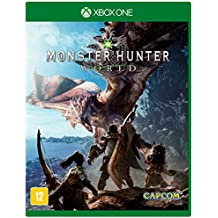 Monster Hunter Word Br - 2018 - Xbox One