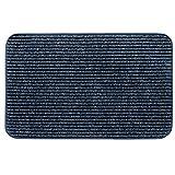 """Prest-O-Fit 2-0452 Ruggids Midnight Blue 19"""" X 30"""" RV Door Mat"""