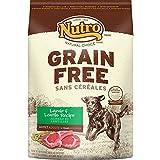NUTRO Grain Free Adult Lamb and Lentils Dry Dog Food, 24 lbs.