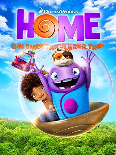 Filmcover Home - Ein smektakulärer Trip