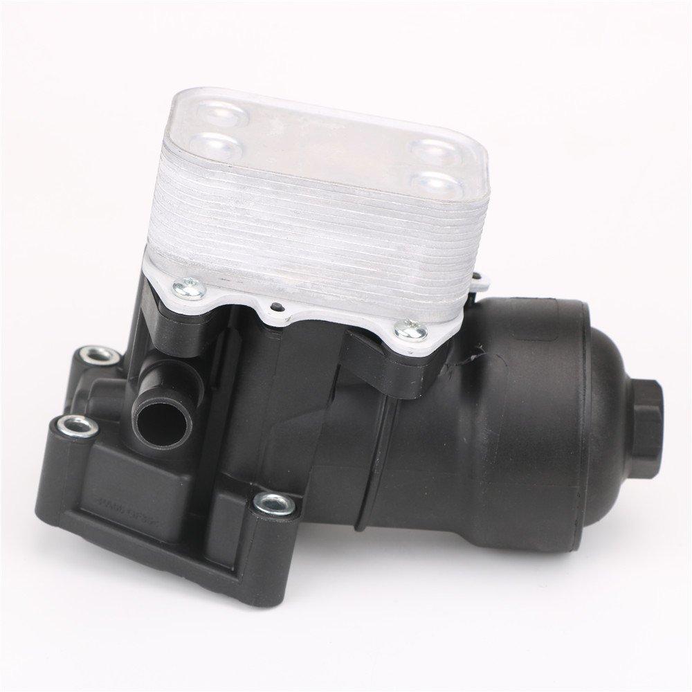HODEE Enfriador de aceite/oil cooler OE:03L115389C, 03L115389H, HD-OL-01