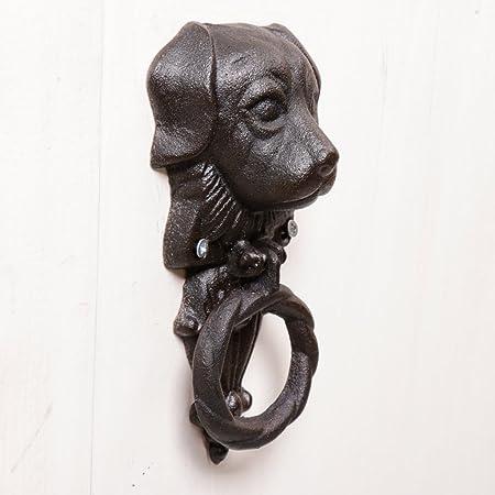 Gorgeous Laborador Retriever Dog Cast Iron Door Knocker This