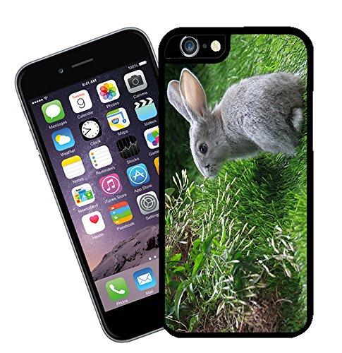 Coniglio 001 - questa copertura si adatta Apple modello iPhone 6s (6s non plus) - di idee regalo di Eclipse