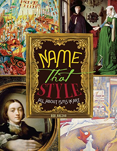 Name That Style: All About Isms in Art (Bob Raczka