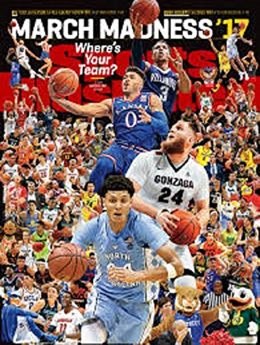 Sports Illustrated March 20, 2017 March Madness