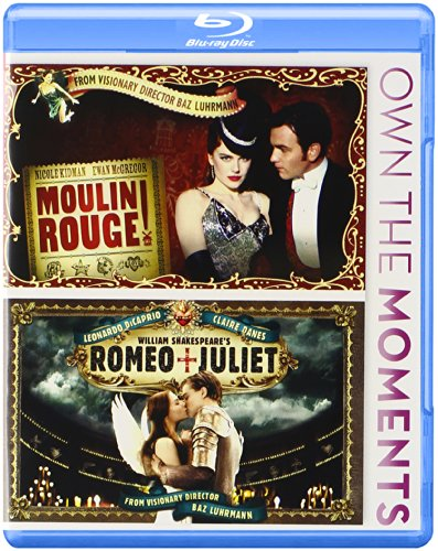 Moulin Rouge / Romeo and Juliet Double Feature Blu-ray