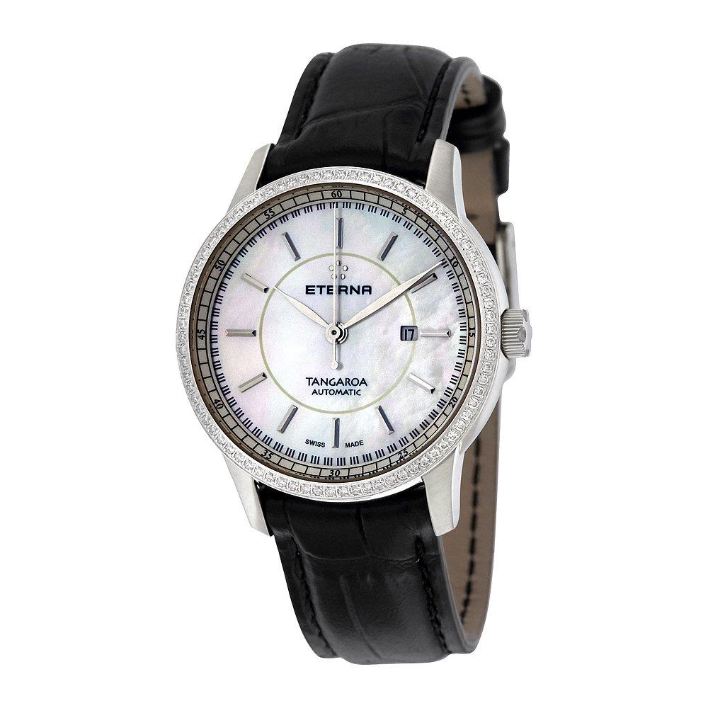 Eterna Tanga Roa Date automático Lady 2947.50.61.1292: Amazon.es: Relojes