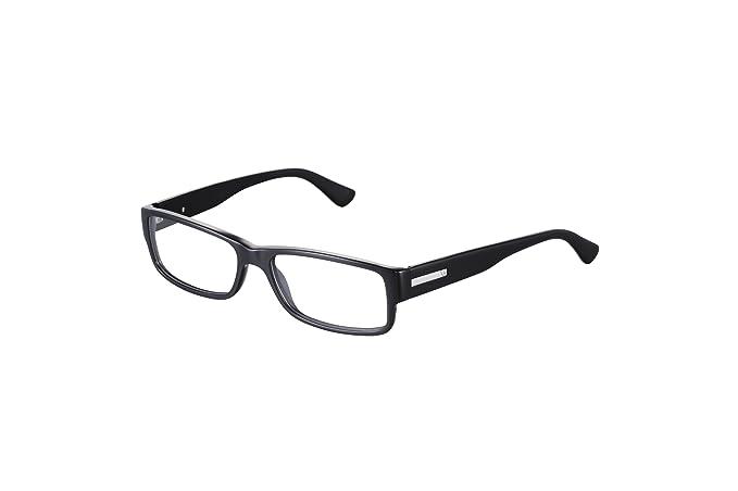 e1fc38fb2f1 Vogue Brille VO 2833 W44 Gr. 55 in der Farbe black / schwarz: Amazon ...