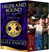 The Highland Bound Trilogy Boxed Set (Behind the Plaid, Bared to the Laird, Dark Side of the Laird) (English Edition)