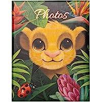 Álbum fotos 10x15 - Álbum Disney El Rey León 100 bolsillos, Producto con licencia oficial