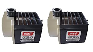 Indo Submersible Water Pump for Cooler,Fountain & Aquarium(Pack of 2)